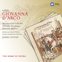 James Levine - Verdi: Giovanna D'Arco