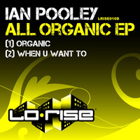 Ian Pooley - All Organic EP