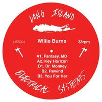 Willie Burns - Self-titled EP