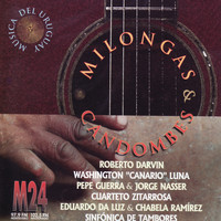 Various Artists - Milongas & Candombes