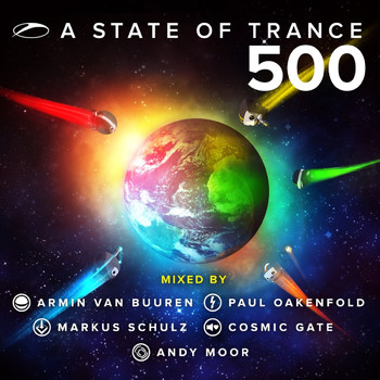 Various Artists - A State Of Trance 500 (Extended Versions)