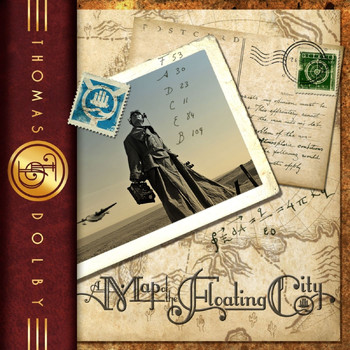 Thomas Dolby - A Map Of The Floating City