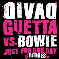 David Guetta Vs Bowie - Just For One Day