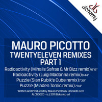 Mauro Picotto - TwentyEleven Remixes Part 1
