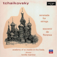 Academy of St. Martin in the Fields - Tchaikovsky: Serenade for Strings; Souvenir de Florence