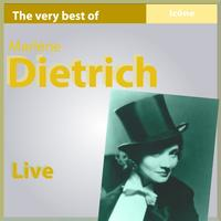 Marlène Dietrich - The Very Best of Marlène Dietrich (Live)