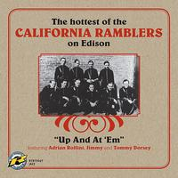 The California Ramblers - Up And At 'Em - The Hottest Of The California Ramblers On Edison