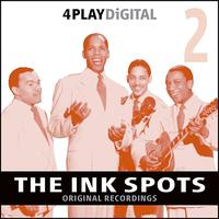 THE INK SPOTS - Into Each Life Some Rain Must Fall - 4 Track EP