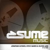 Jonathan Ulysses, Oliver Lang, Steve Haines - It's Time