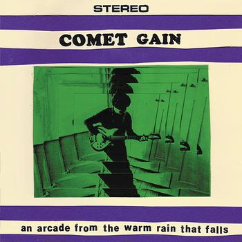 Comet Gain - An Arcade From The Warm Rain That Falls