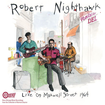 Robert Nighthawk - Live on Maxwell Street 1964