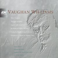Emma Johnson - Vaughan Williams: Partita, 3 Vocalises, Fantasia on a Theme by Thomas Tallis, The Lark Ascending