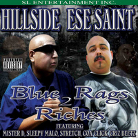 Hillside - Blue Rags 2 Riches (Explicit)