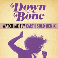 Down To The Bone - Watch Me Fly (Earth Sold Remix) (feat Imaani) - Single