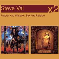 Steve Vai - Passion And Warfare/Sex And Religion