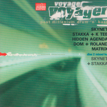 Various Artists - Voyager - Mixed by Stakka & Skynet