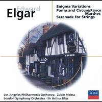Los Angeles Philharmonic - Elgar: Enigma Variations; Pomp & Circumstance Marches;  Serenade for Strings