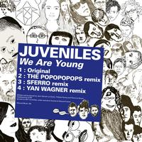 Juveniles - Kitsuné: We Are Young - EP