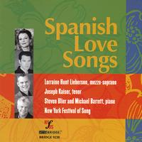 Lorraine Hunt Lieberson - Spanish Love Songs