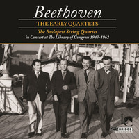 The Budapest String Quartet - Beethoven: The Early Quartets