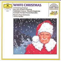 The Boston Pops Orchestra - White Christmas - A Christmas Festival