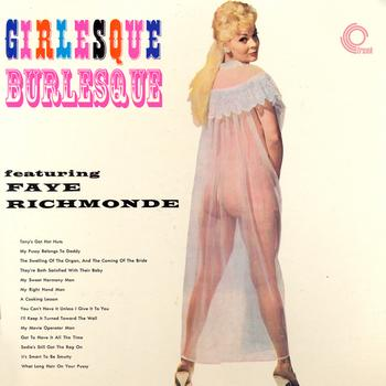 Faye Richmonde - Girlesque Burlesque (Remastered)