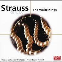Wiener Volksopernorchester - Strauss & Co.: The Waltz Kings