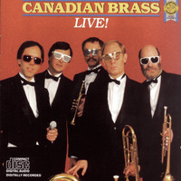 The Canadian Brass - Canadian Brass Live!