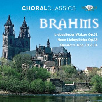 Chamber Choir of Europe - Brahms: Choral Classics, Part I