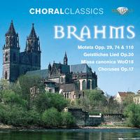 Chamber Choir of Europe - Brahms: Choral Classics, Part V