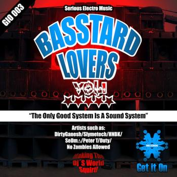 Various Artists - Basstard Lovers Vol.1
