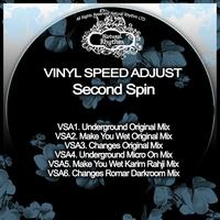Vinyl Speed Adjust - Second Spin