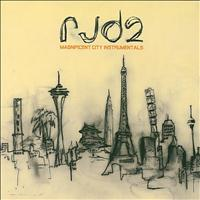 RJD2 - Magnificent City Instrumentals