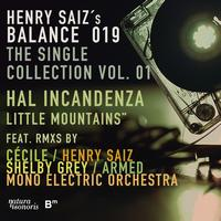 Hal Incandenza - Balance 019 The Single Collection, Vol. 1 EP