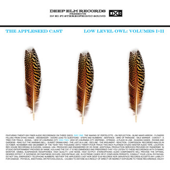 The Appleseed Cast - Low Level Owl, Vol. 1 + 2