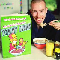 Tommy Evans - The Turbulent Times of…