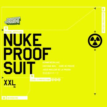 Jehst - Nuke Proof Suit