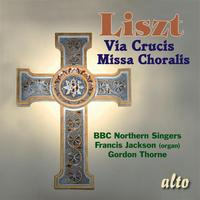 BBC Northern Singers, Gordon Thorne & Francis Jackson - Via Crucis (Thr Fourteen Stations of the Cross for Mixed Choir, Soloists, and Organ): V. Simon of Cyrene Helps Jesus