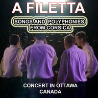 A Filetta - A Filetta - Songs and Polyphonies from Corsica