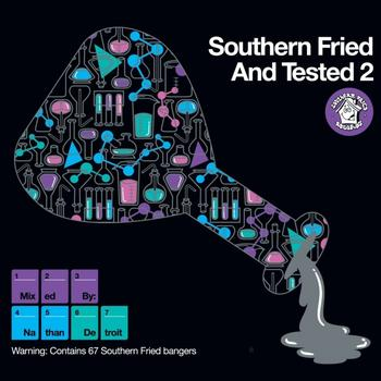Various Artists - Southern Fried & Tested 2 (Unmixed Version)