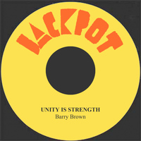 Barry Brown - Unity Is Strength