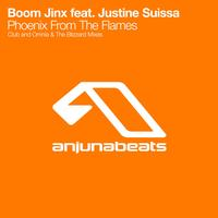 Boom Jinx feat. Justine Suissa - Phoenix From The Flames