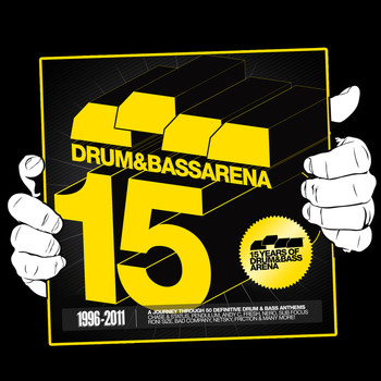 Various Artists - Drum&BassArena: 15 Years