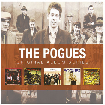 The Pogues - Original Album Series (Explicit)