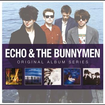 Echo & The Bunnymen - Original Album Series