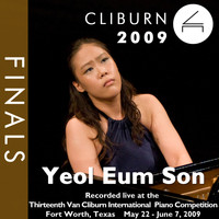 Yeol Eum Son - 2009 Van Cliburn International Piano Competition: Final Round - Yeol Eum Son