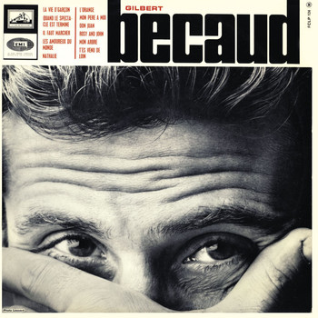 Gilbert Bécaud - Gilbert Becaud (1964-1966) [2011 Remastered] [Deluxe version]