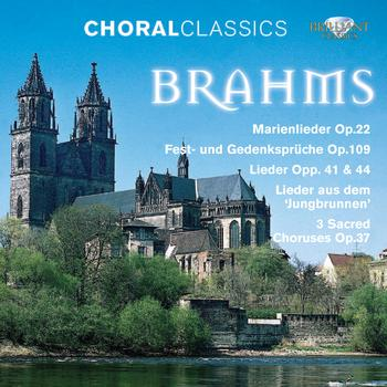 Chamber Choir of Europe - Brahms: Choral Classics, Part VI