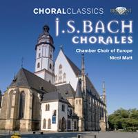 Chamber Choir of Europe - J.S. Bach: Choral Classics, Part II - Chorales