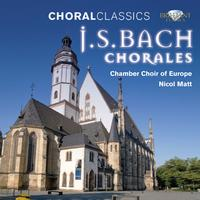 Chamber Choir of Europe - J.S. Bach: Choral Classics, Part V - Chorales